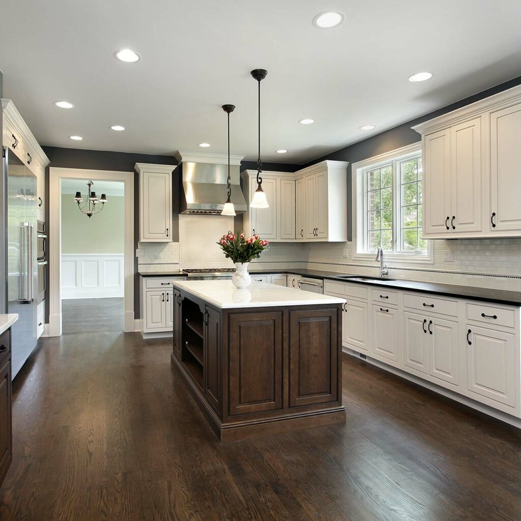 Most Lucrative Dining Room Interior Design Ideas To Beauty: 20 Beautiful Parallel Kitchen Designs For Home