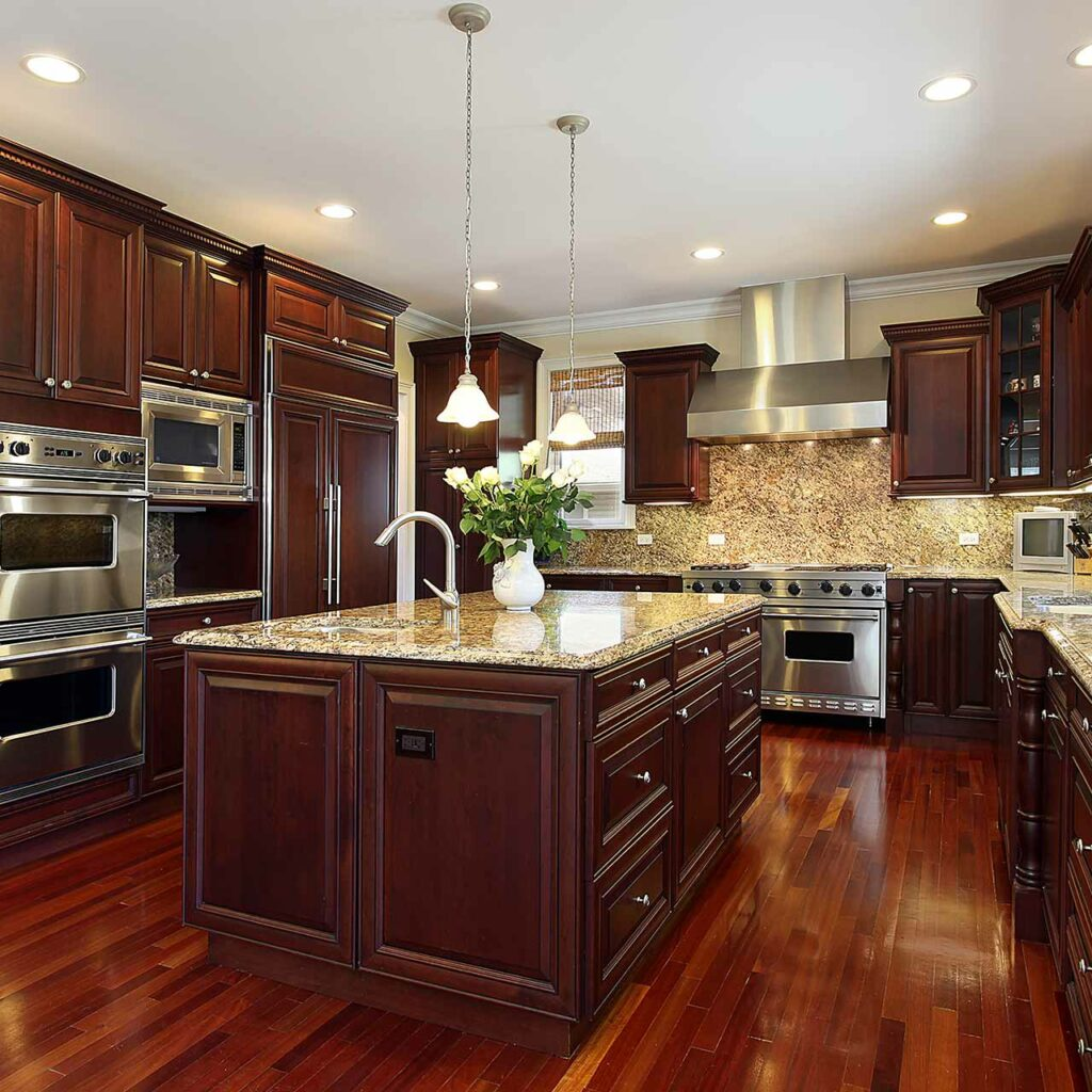 20 Beautiful Parallel Kitchen Designs For Home Design Cafe