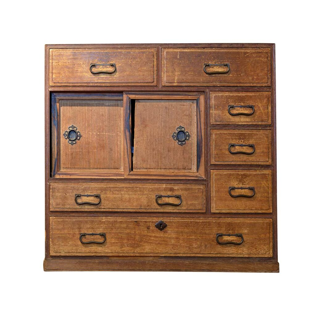 A multipurpose wooden cabinet for which is gaining popularity with wooden mandir designs for home