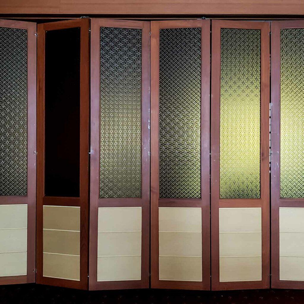 Pooja Room Door Designs for Home | Design Cafe