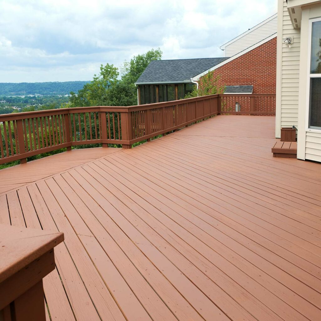 Wonderful Wooden Railing Designs For Balcony - Wood Is A Beautiful Natural Material That Lends A Rustic Look