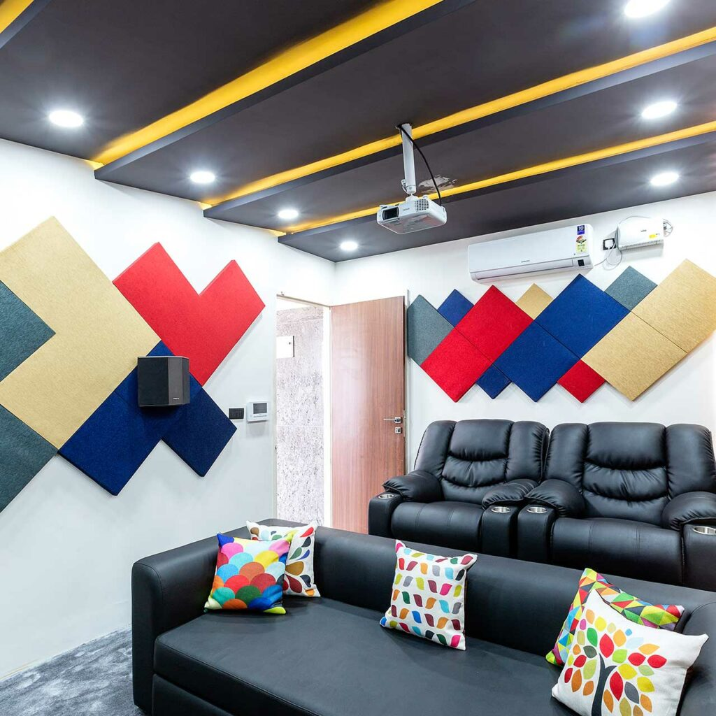 False Ceiling Design Ideas For Living Room | Design Cafe