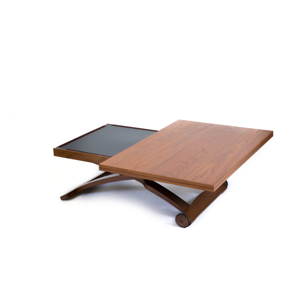 Adjustable Dining Table To Suit Different Needs