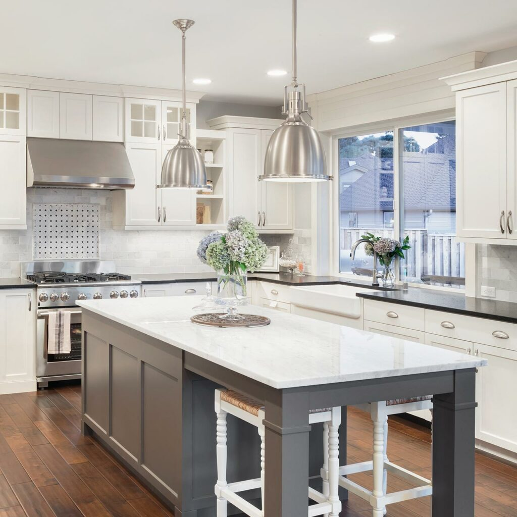 Kitchen Island As a Multifunctional Furniture