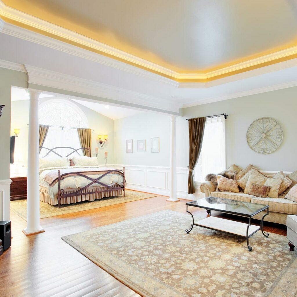 Cove Light Design For Living Room False Ceiling