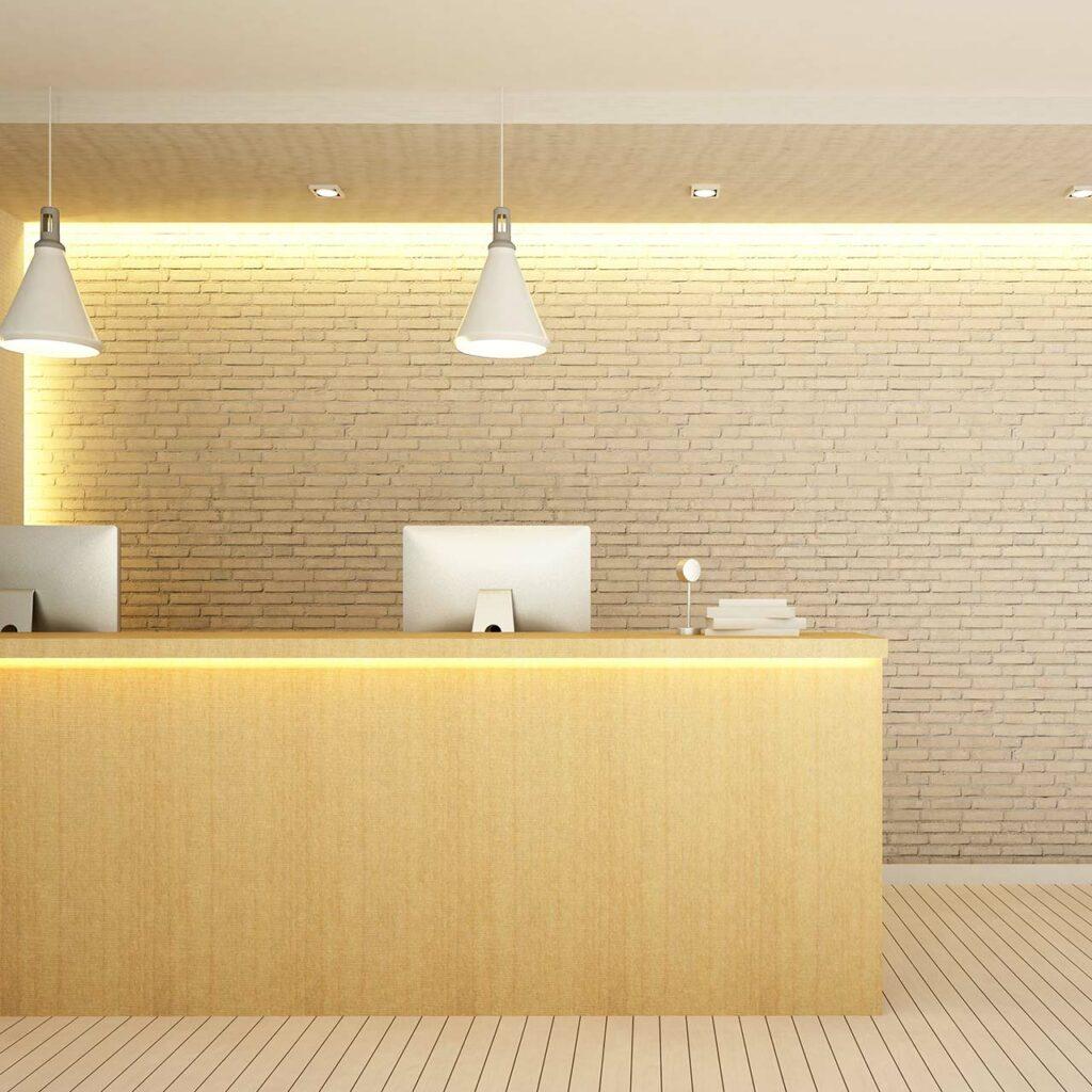 Led Indirect Lighting Design For False Ceiling