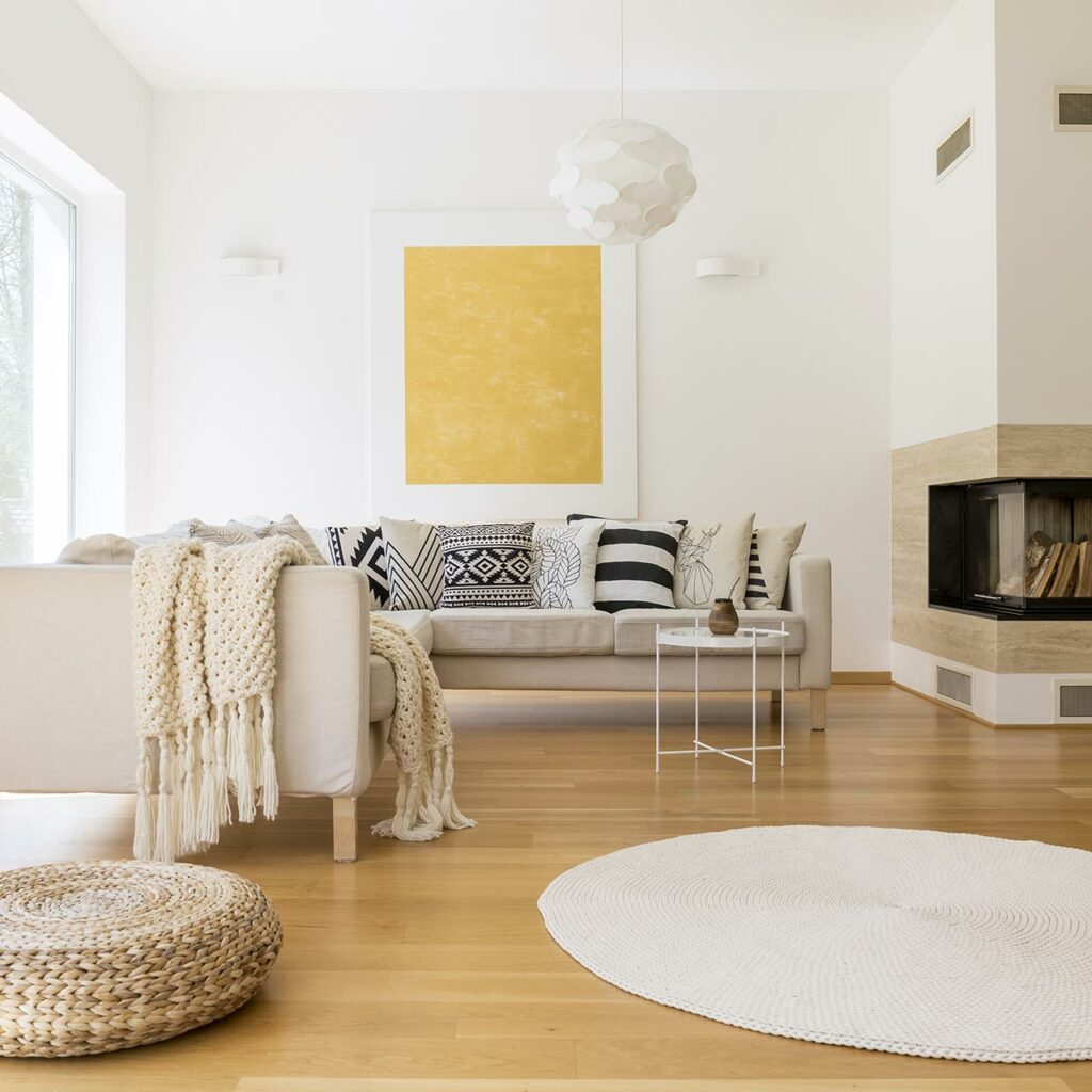 Opt For Wooden Flooring To Make Your Home Turn Into Rustic Style