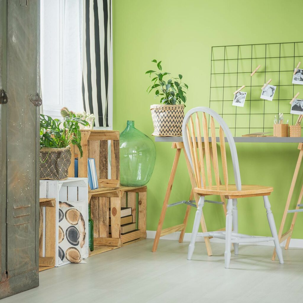 Inject Rusticity Into Your Home Is To Upcycle Old Furniture