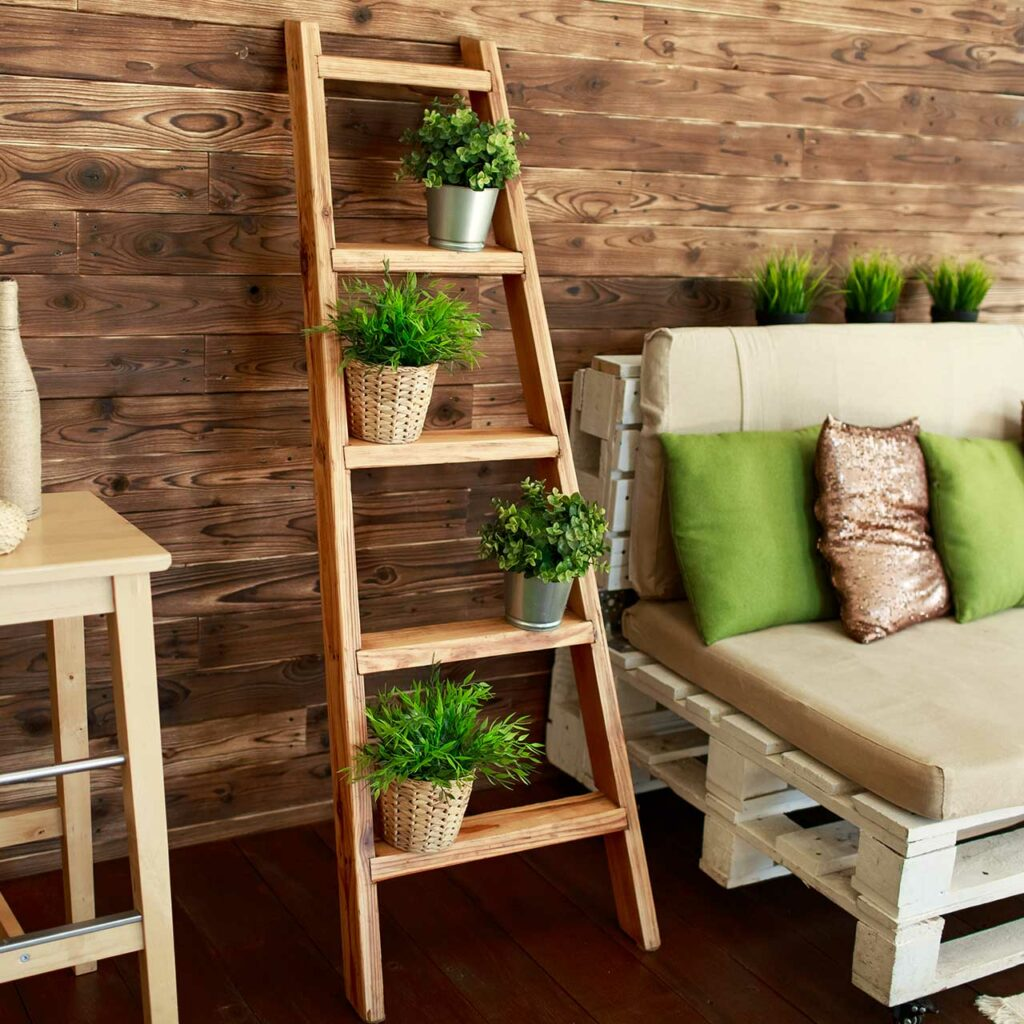 Wooden Panelling and Flooring Turn Your Home Into Rustic Retreat