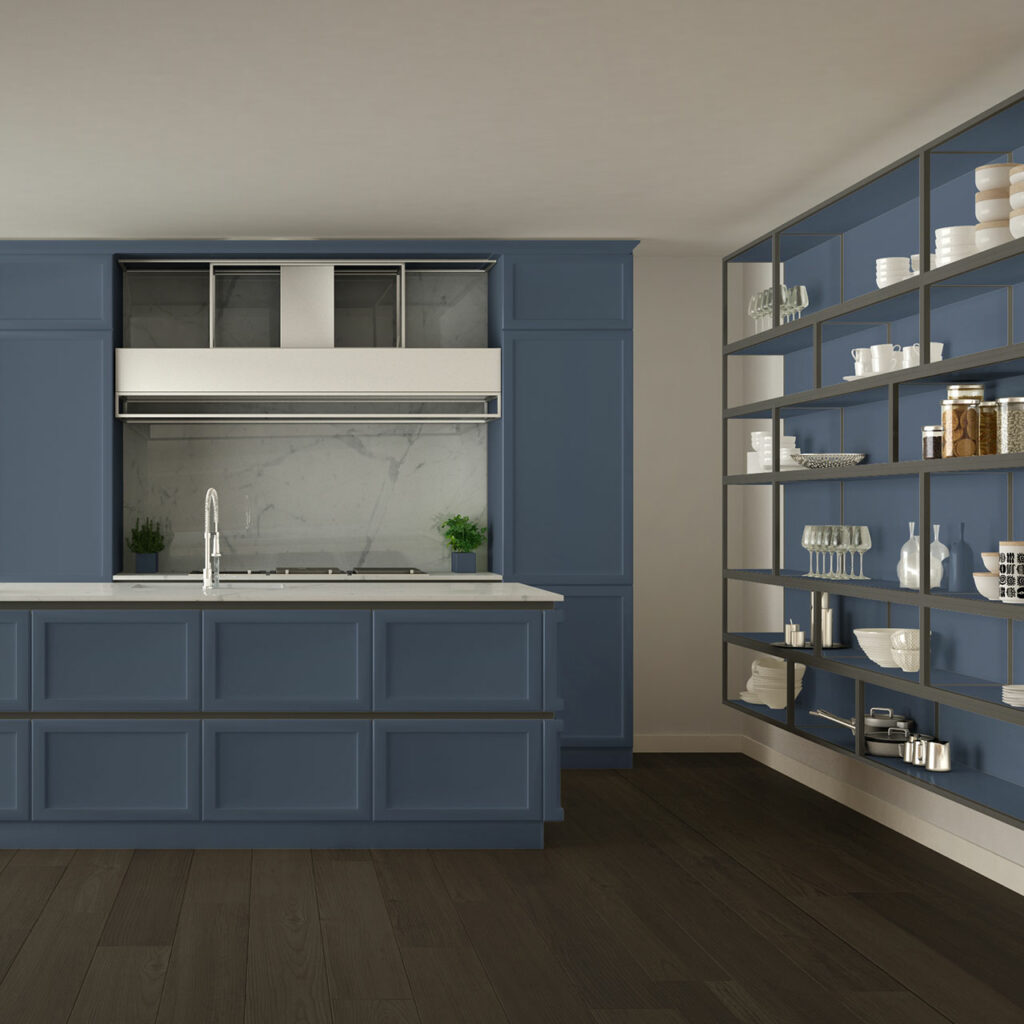 8 Best Colour Combinations For Your Kitchen Design Cafe