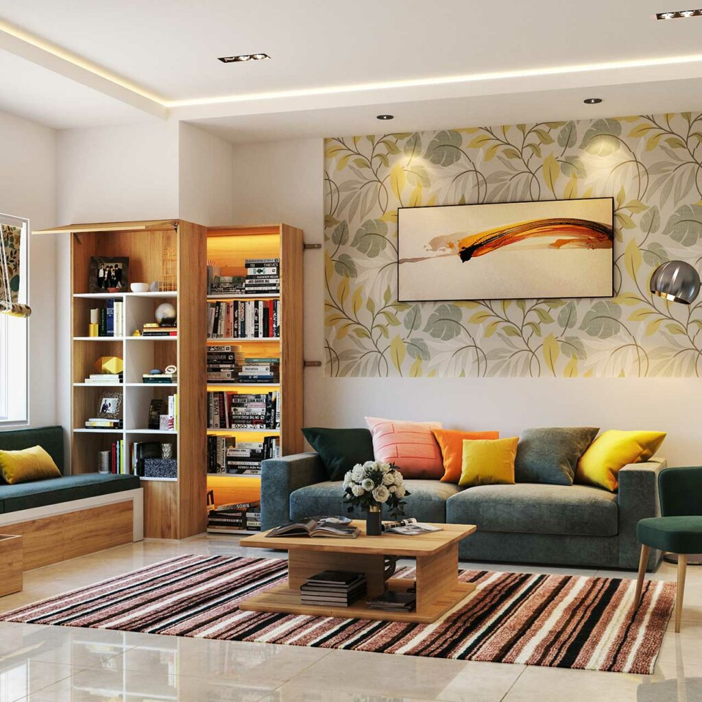 Living room rugs and chic