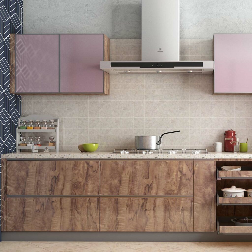 Embellish with Neutrals for Small Kitchens
