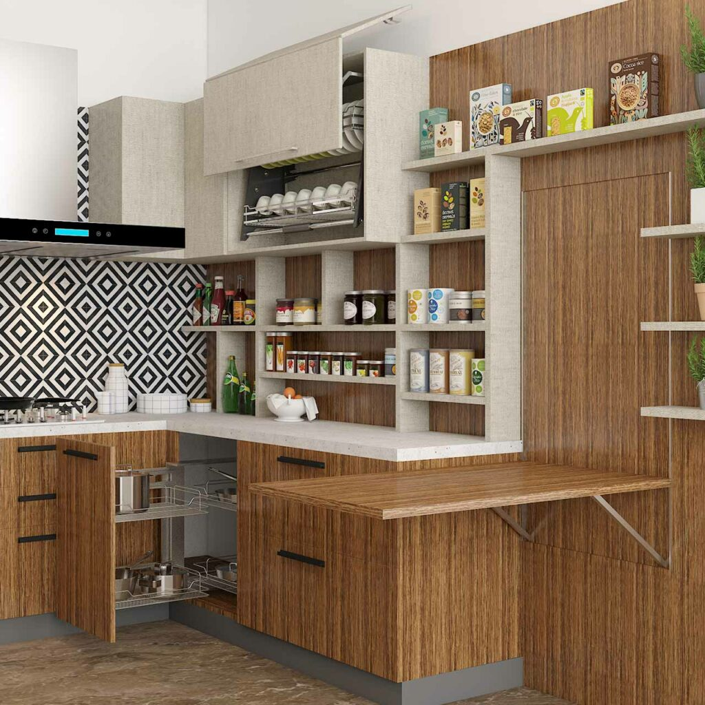 Maintain a Masala Rack to Organised Kitchens