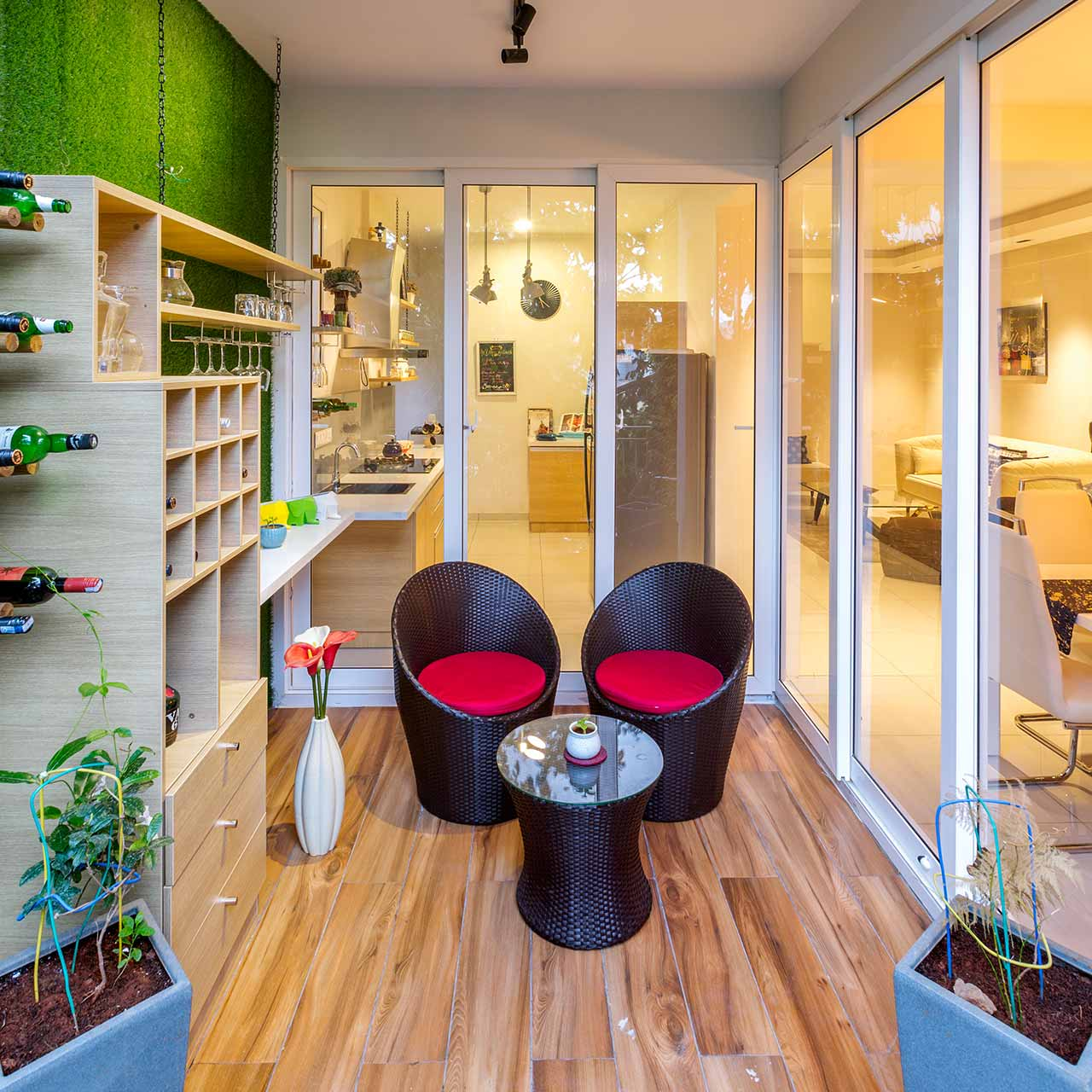 Clever Design Is All About Functional Interiors