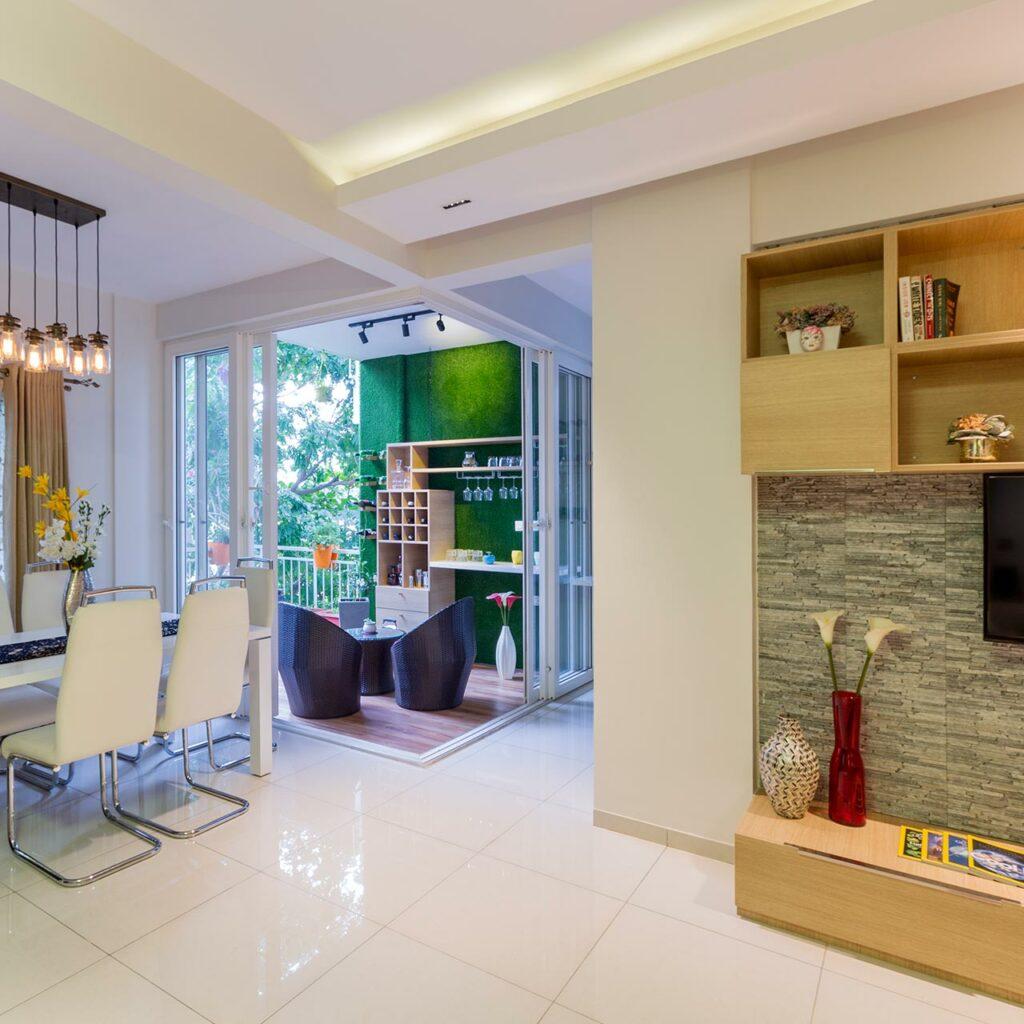 Interior Choices Reflect Sensibilities