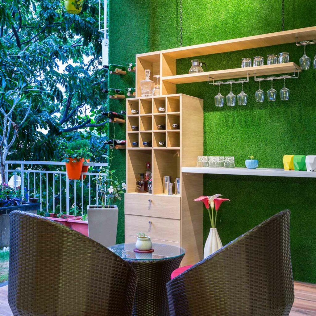 Color Of Interior Enhances Mood