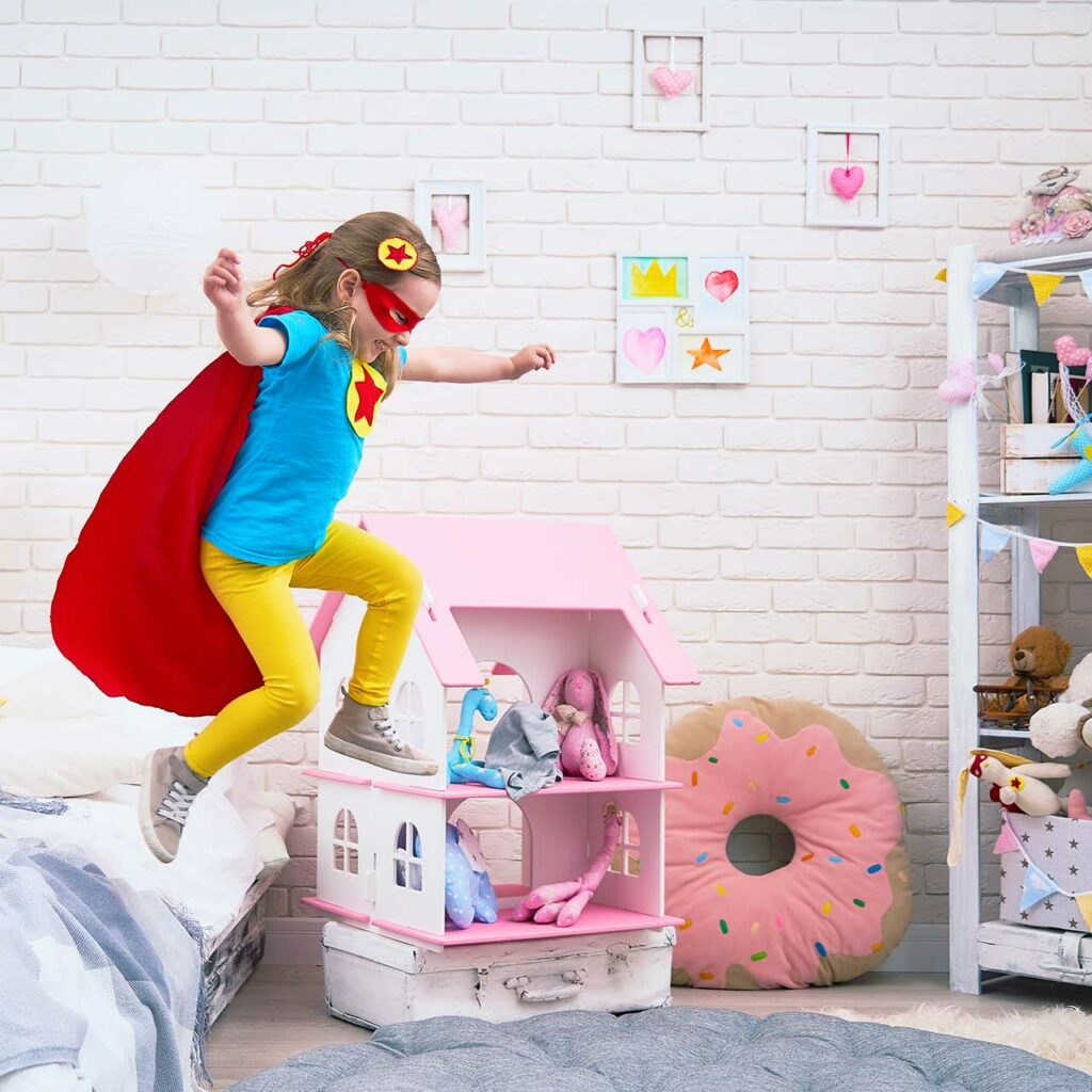 Design your Kids Bedroom in Modern Style