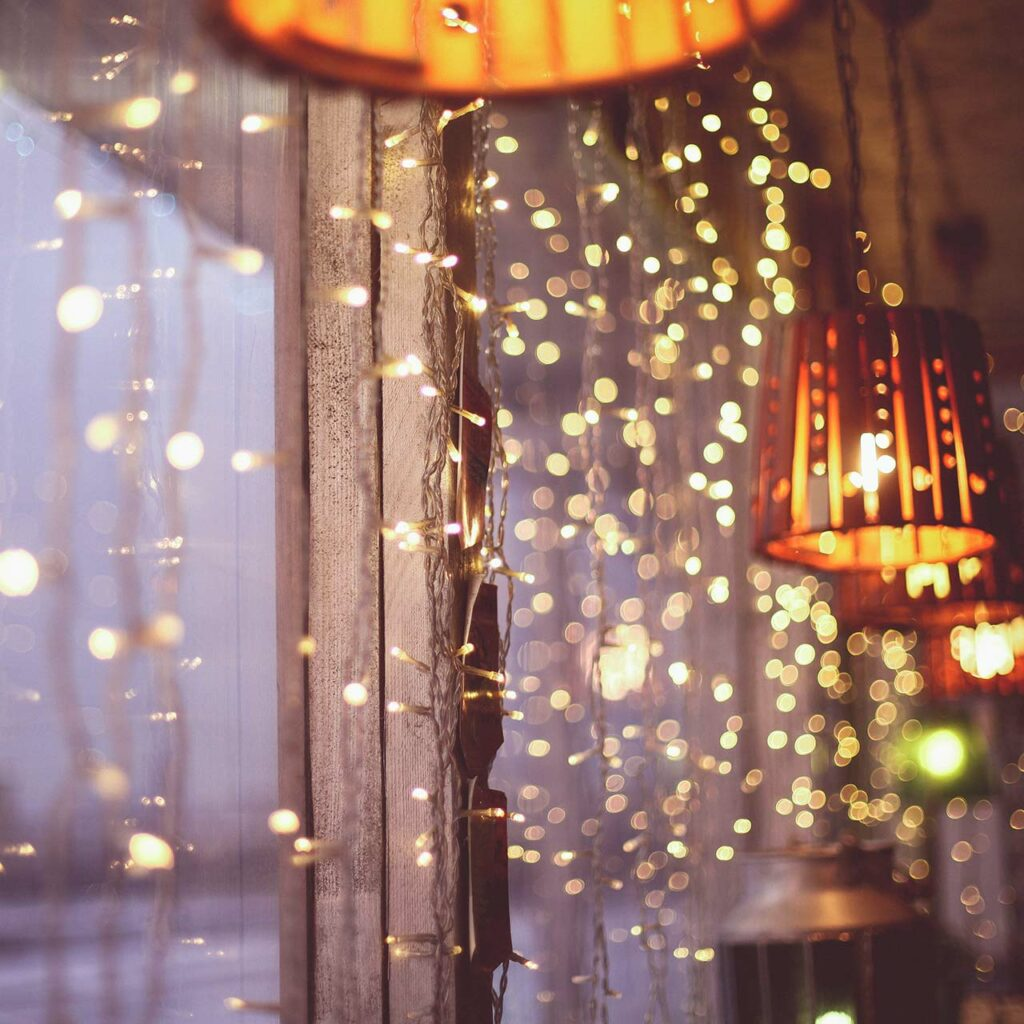 Fairy Lights and Dimmers And More For Sparkle And Shine In Your Home