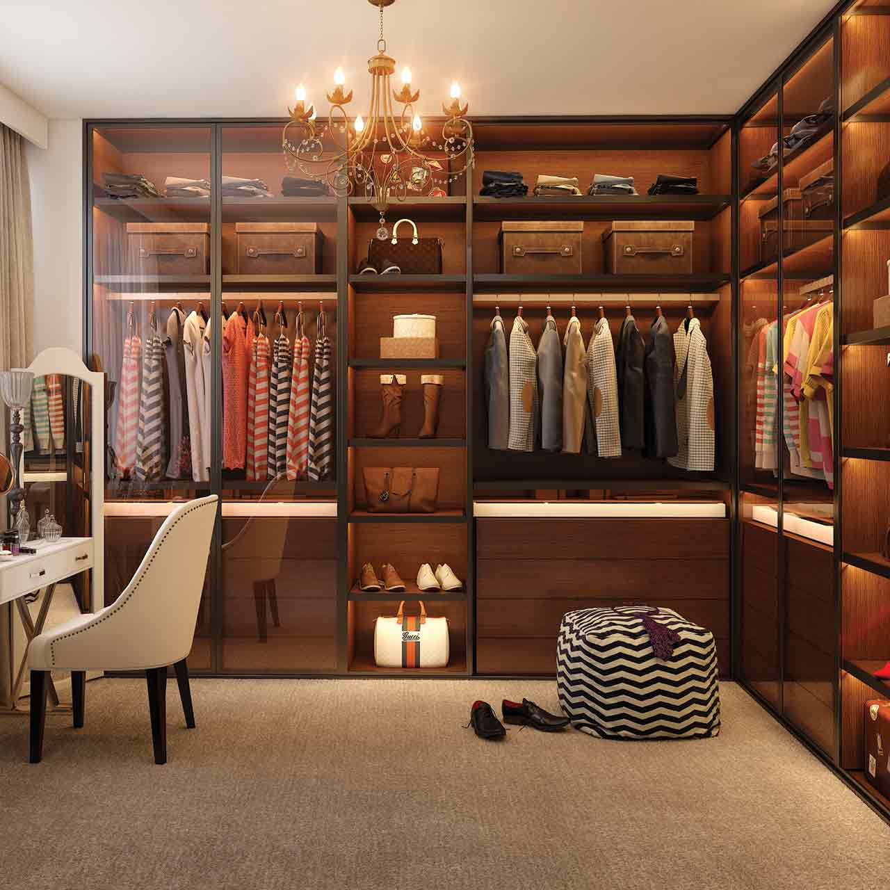 Making Practical Choices for Interior Material