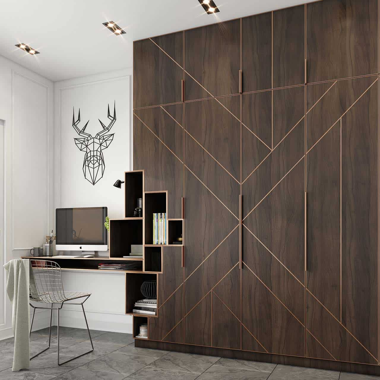 Convert Spare Bedroom into a Study Room