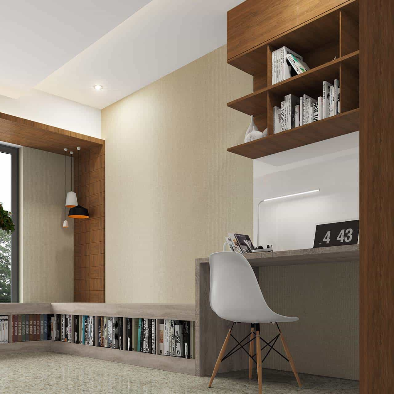 Organised Furniture for your Study Room