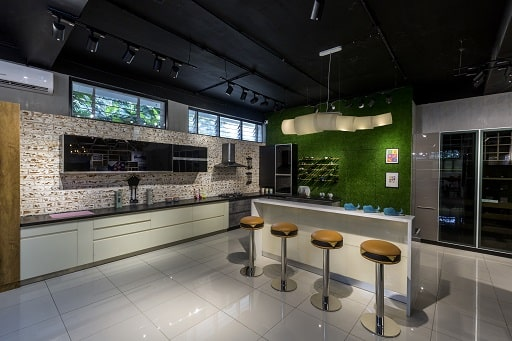 Best Modular Kitchen Designs are available at Design Cafe Bangalore Experience Centre / Design Studio Store.