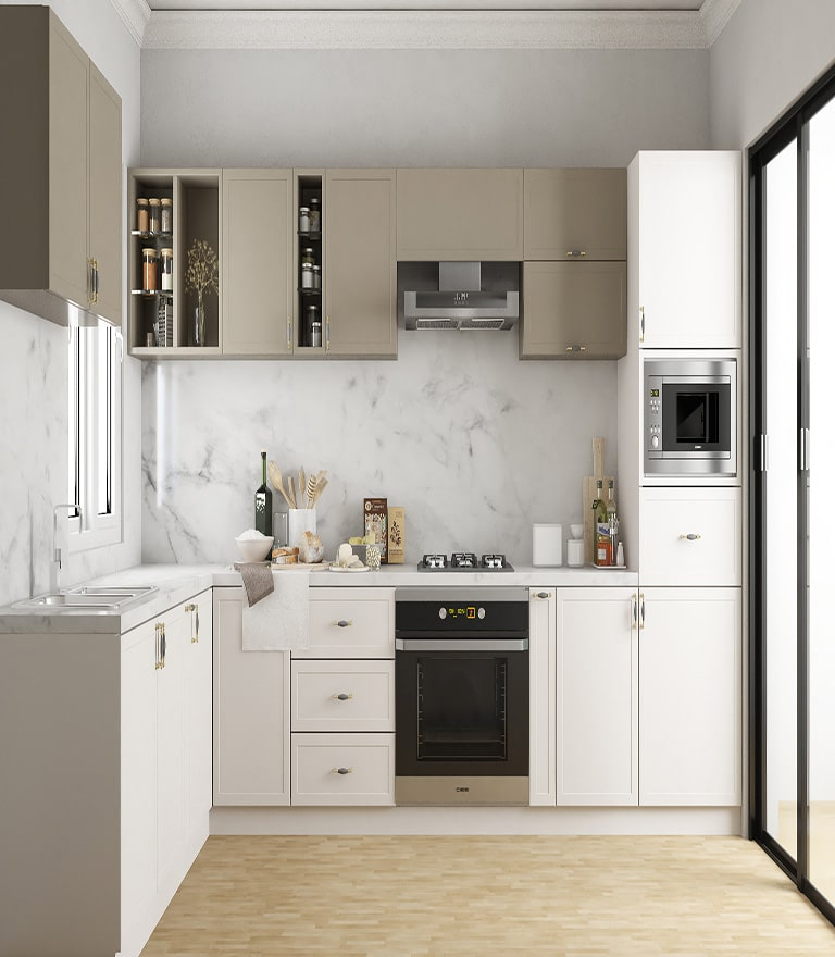 Awesome One Room Kitchen Interior Design India Wallpaper Decor And Ideas
