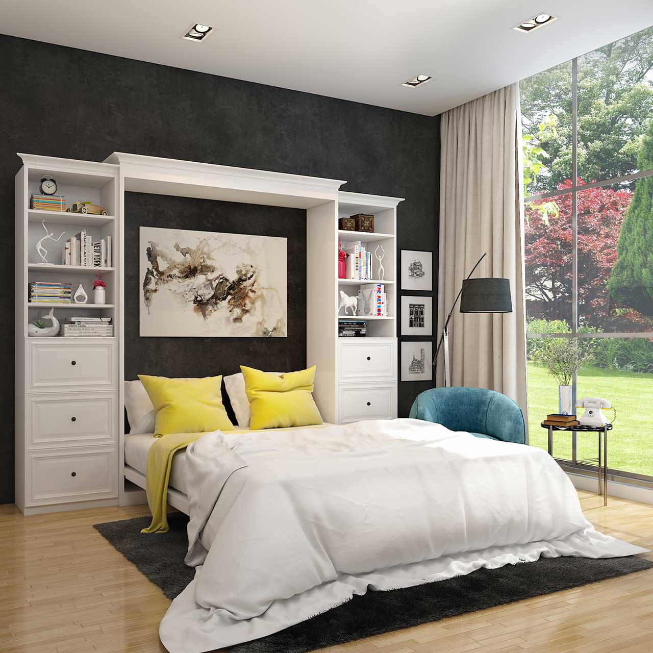 Put the Matter to Bed for Bedroom Design