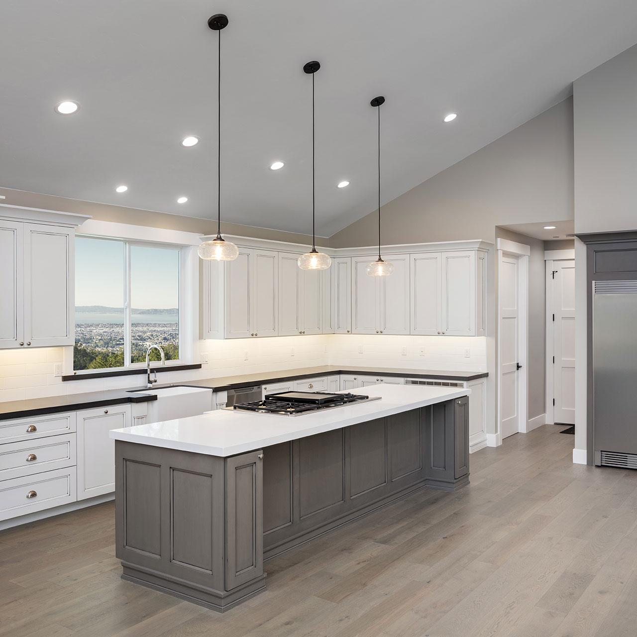 Contemporary Modular Kitchen Design