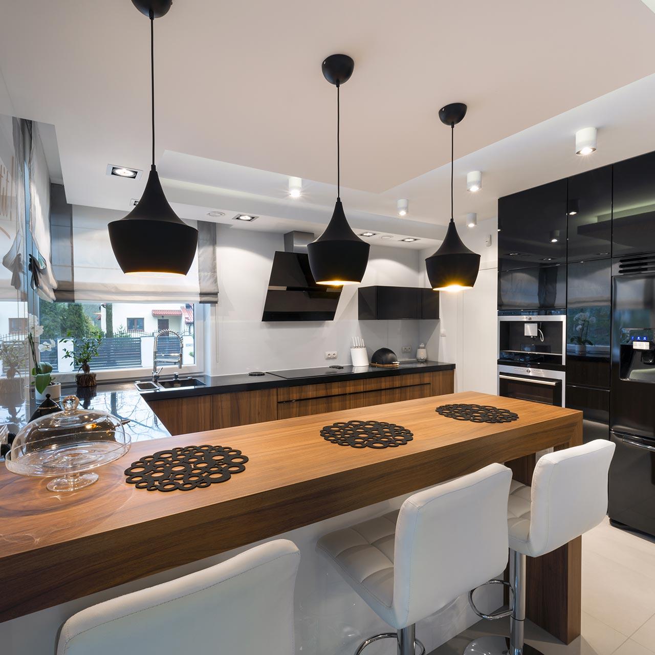 European Modular Kitchen Design