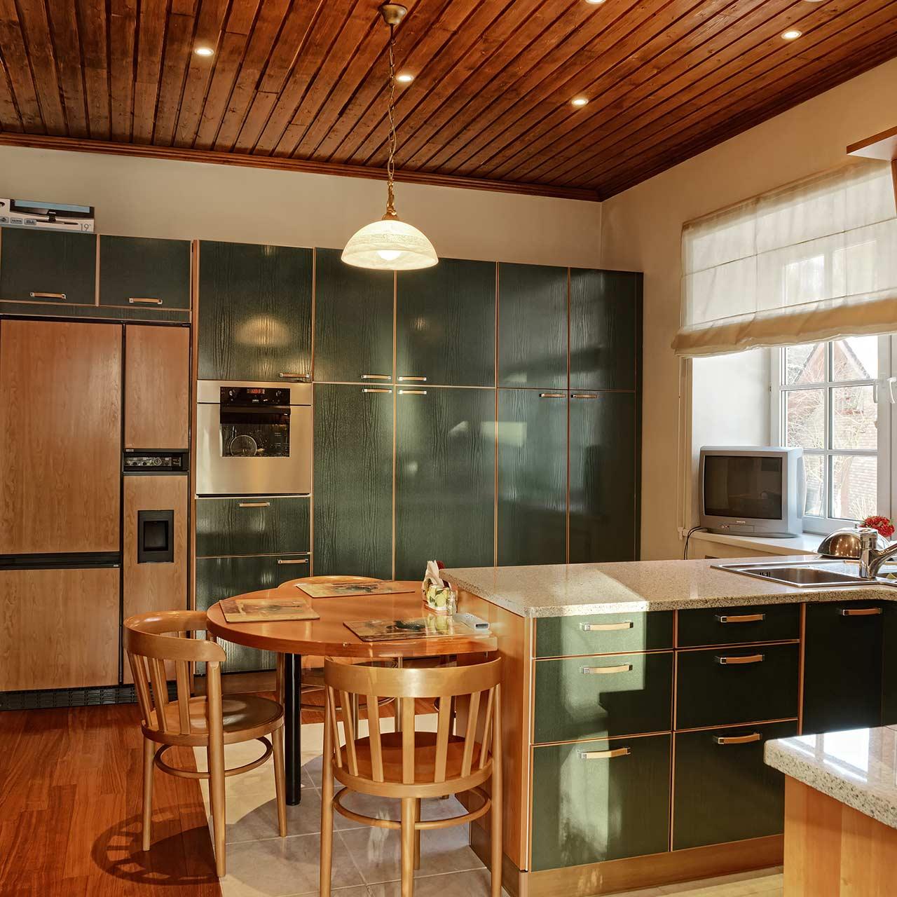 American Modular Kitchen Design