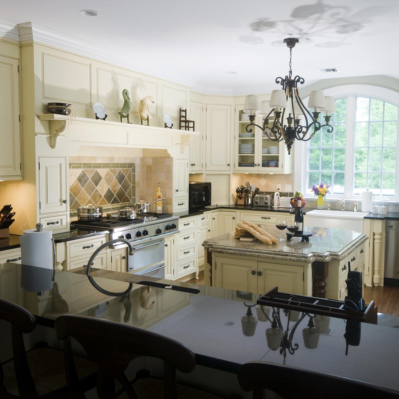 French Modular Kitchen Design