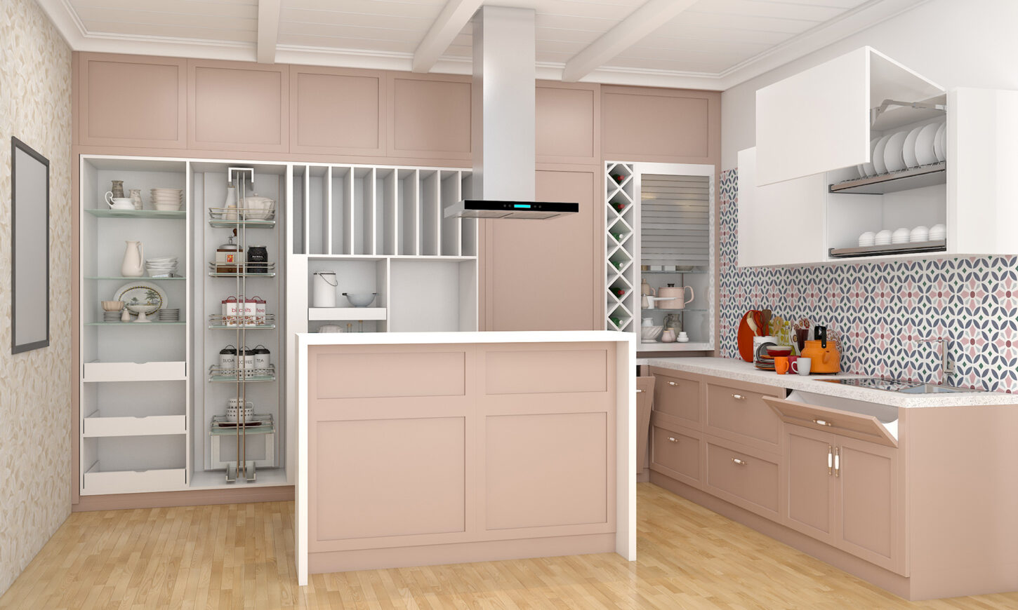Dc Modular Kitchen Interior Design Collection Design Cafe
