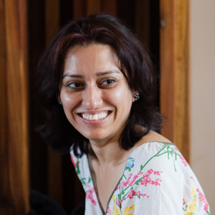 Swati Santani is Vice President Design R&D at Design Cafe