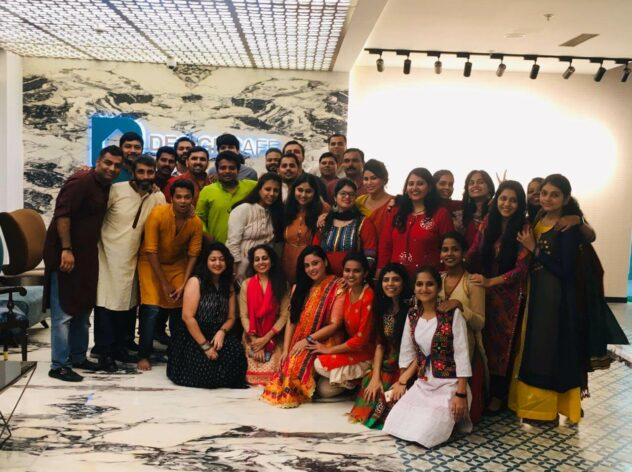 Festival Celebrations by Design Cafe Family at Mumbai