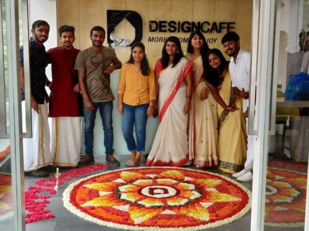 Onam Festival Celebrations at Design Cafe Bengaluru