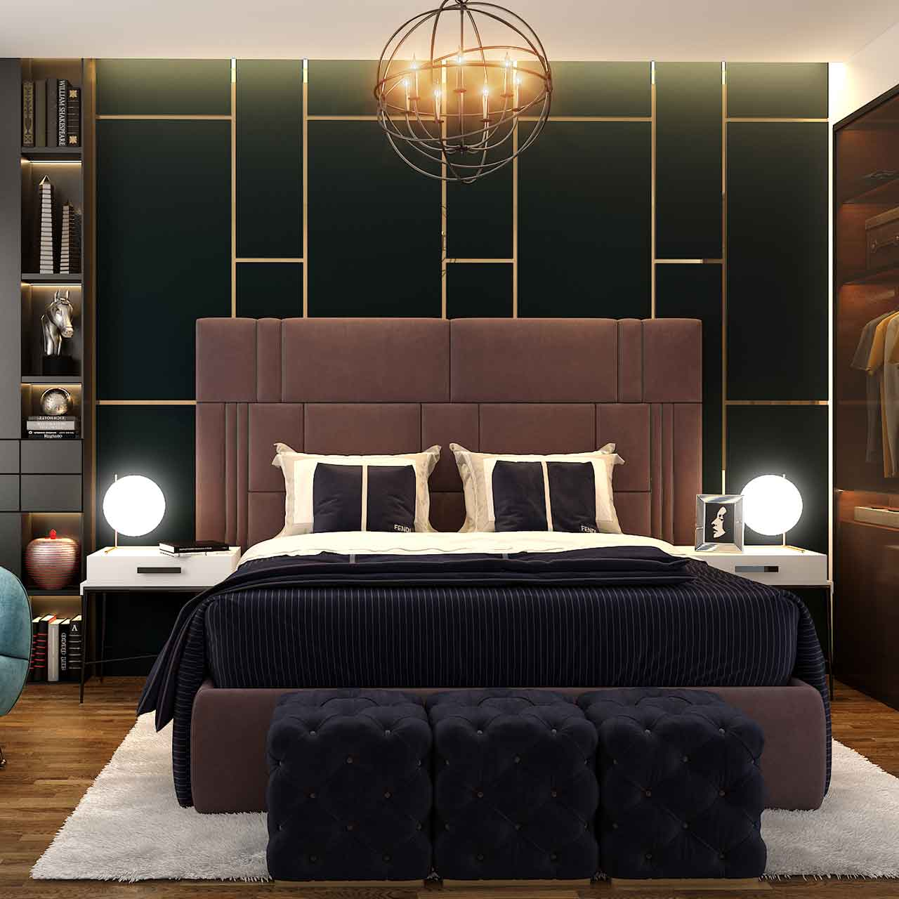 Eclectic style bedroom design finding the right balance is crucial for eclectic style bedroom interiors