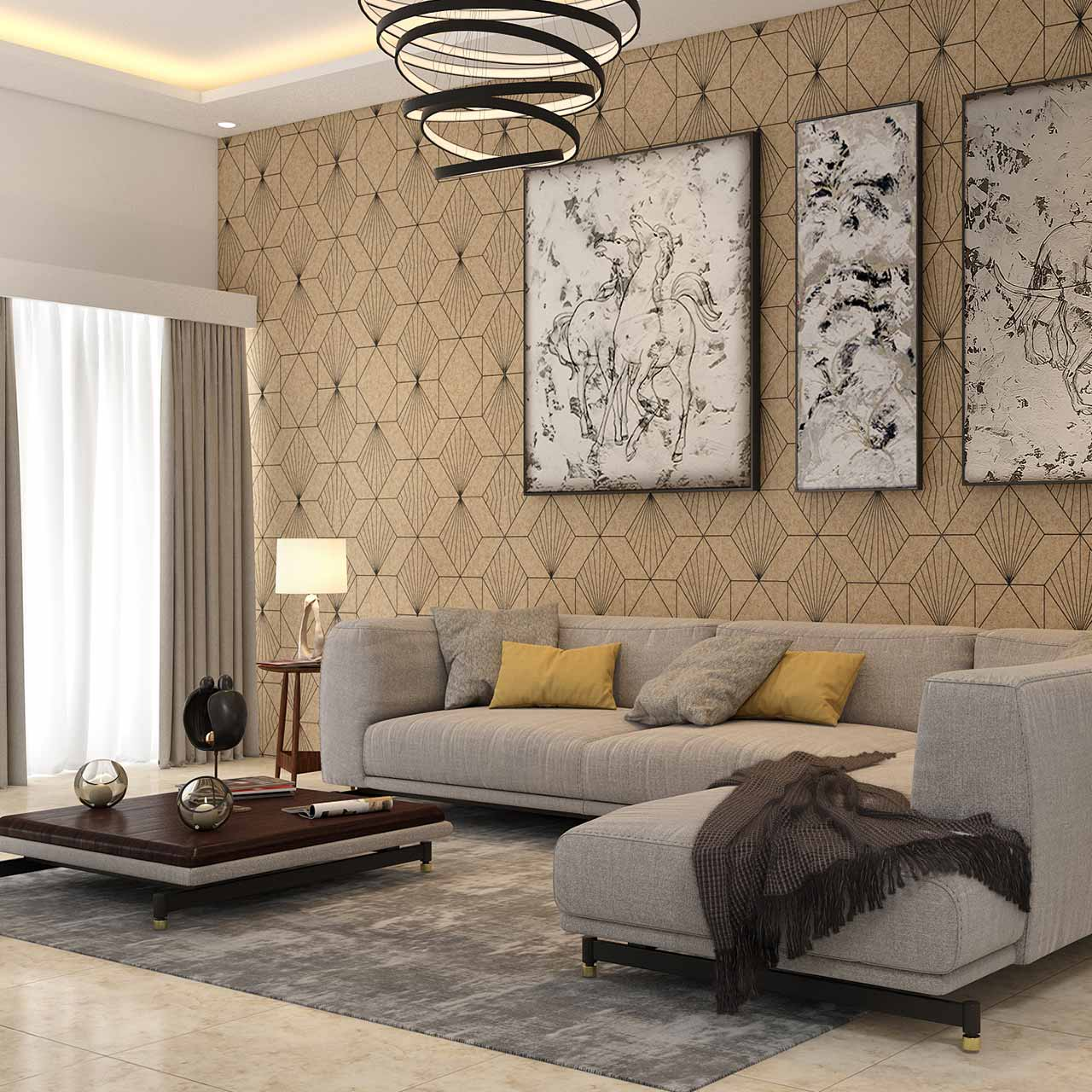 Check out living room interior design checklist before decide your living room interiors