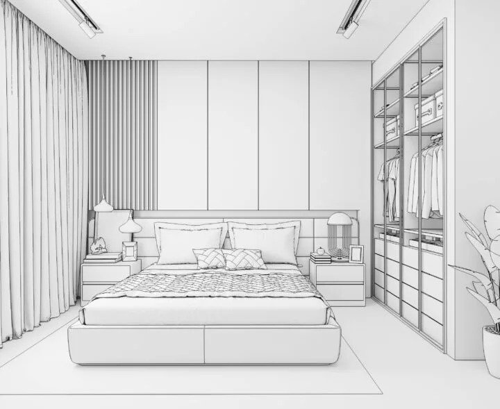 Check out bedroom interior design checklist