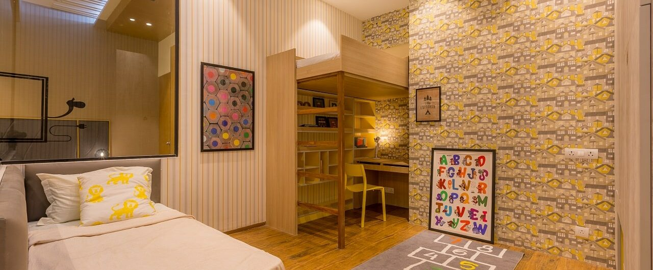Bedroom Concepts at Interior Design Experience Centre in Whitefield Bangalore Design Cafe Store.