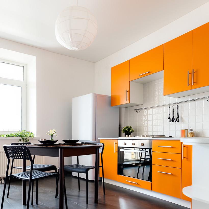 10 Kitchen Cabinet Colour Schemes | Design Cafe
