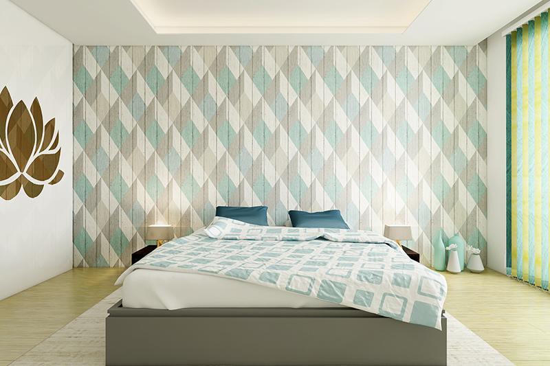 Best Wallpaper Designs For Bedroom Walls Design Cafe
