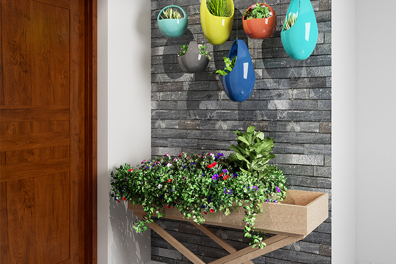 Vastu for main gate of house where you can hang flowers where wealth and prosperity attracts your vastu for main entrance