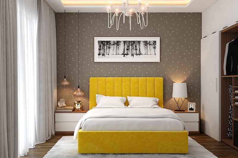 20 Modern Bedroom Wallpaper Design Ideas Design Cafe