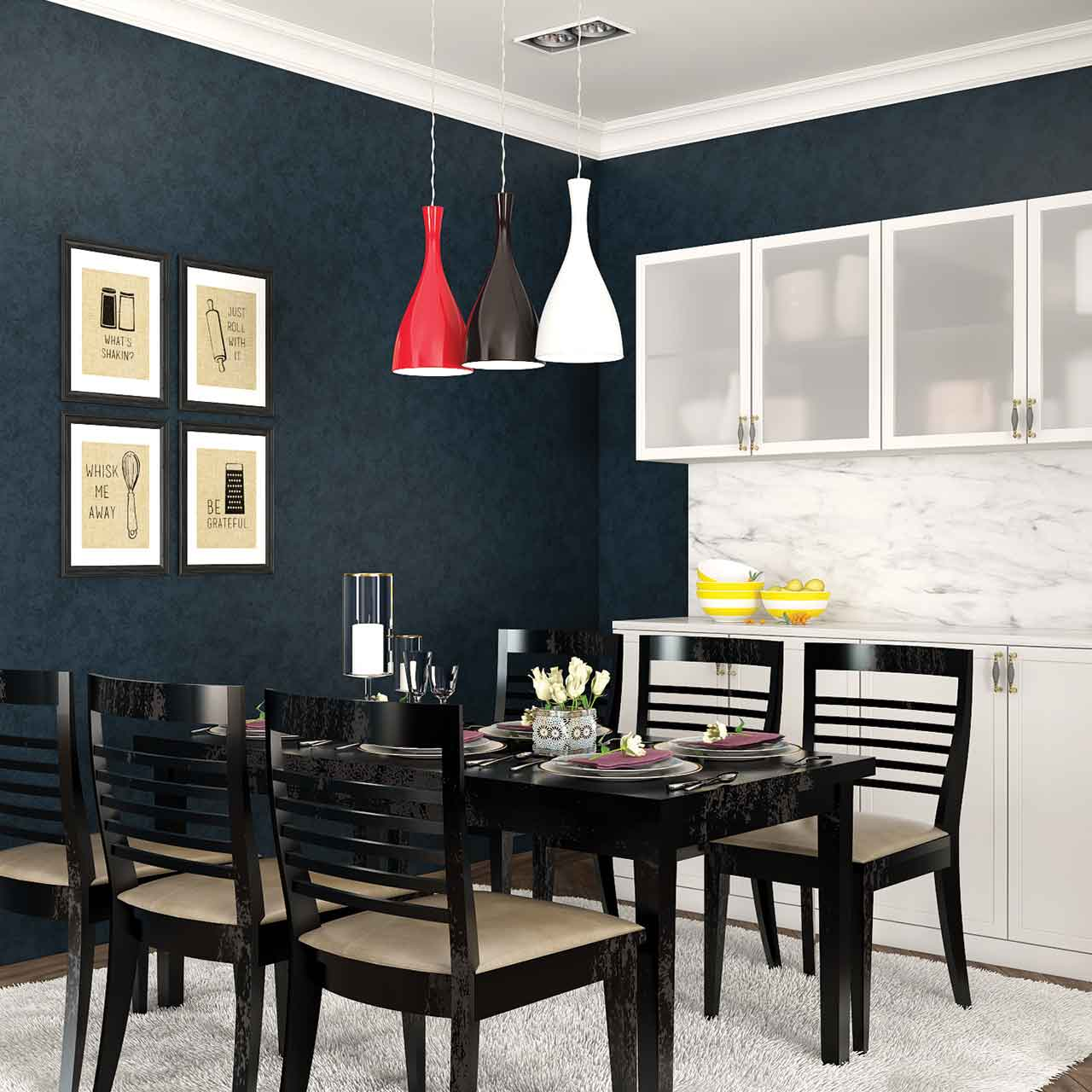 Dining room sets for your home if you want to create an exquisite and sophisticated style with small dining room design