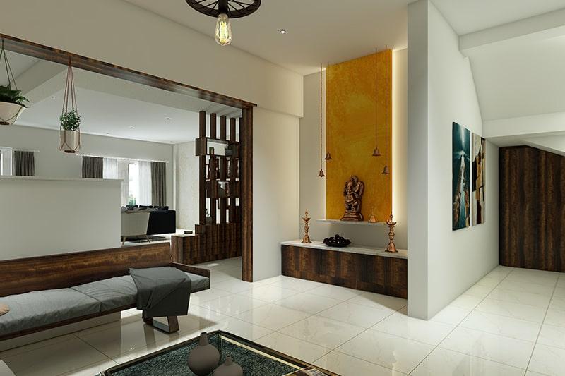 10 Pooja Room Designs For Indian Homes Design Cafe