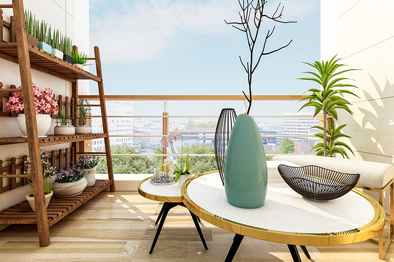 Balcony decoration ideas for your home