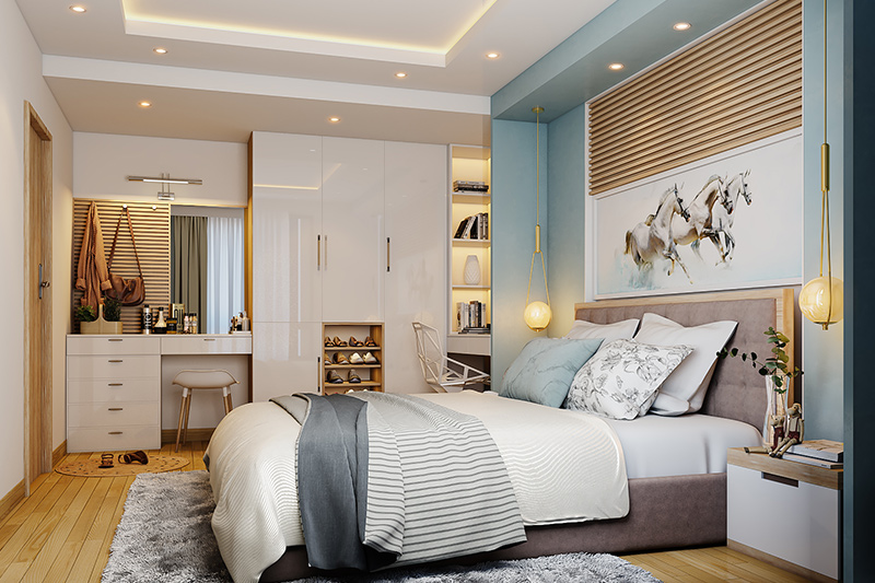 Space Saving Bedroom Furniture Ideas For Your Home Design Cafe
