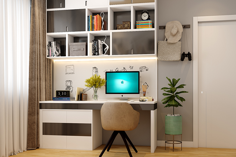 Choose a desk for home office design as per your profession in which we help you to choose
