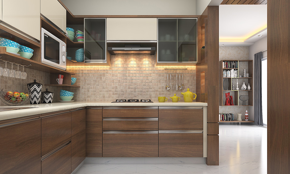 Kitchen chimney straight-line is the go-to option for homeowners with small-sized kitchens.